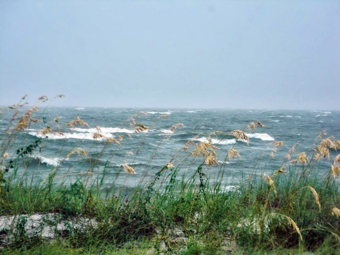 Hurricane Isaac Beach Update