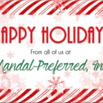 Happy Holiday 2016 – Best Wishes From Mandal Preferred, Inc.