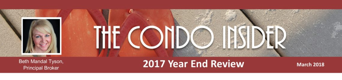 The Condo Insider - 2017 Year End Review